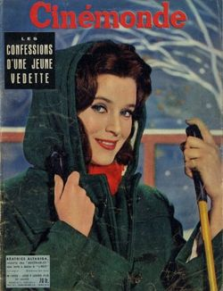 1958-01-09 - Cinémonde - N° 1222