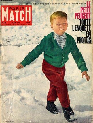 1961-03-18 - Paris Match - N° 623