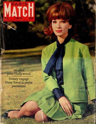 1961-04-08 - Paris Match - N° 626