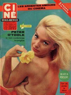 1964-08-13 - Ciné Revue - N° 33