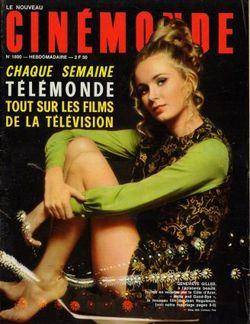 1969-09-09 - Cinémonde - N° 1800
