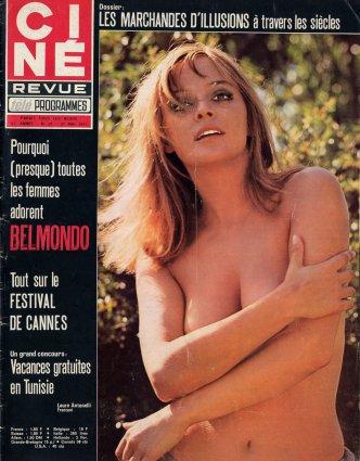 1971-05-27 - Ciné Revue - N° 21