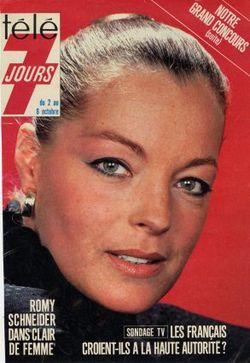 1982-10-02 - Télé 7 Jours - N° 1166