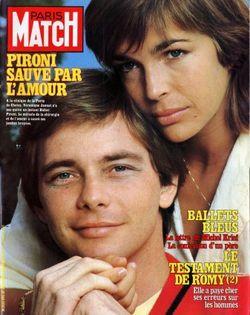1982-11-05 - Paris Match - N° 1745