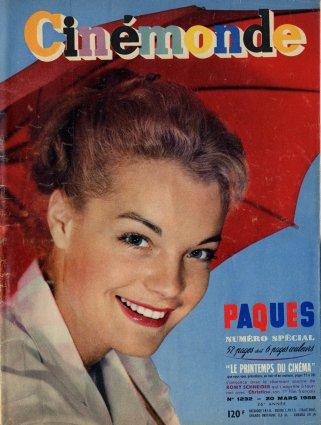 1958-03-20 - Cinémonde - N° 1232