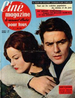 1960-06-00 - Ciné Magazine - N° 01