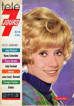1968-12-07 - Télé 7 Jours - N° 450