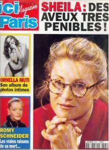 1994-10-19 - Ici Paris - N° 2574