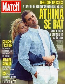2005-10-27 - Paris Match - N° 2945