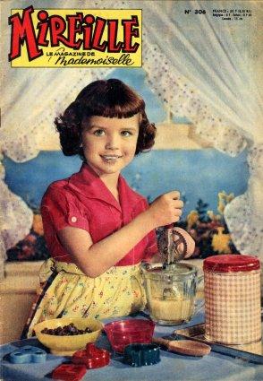 1959-12-16 - Mireille - N° 306
