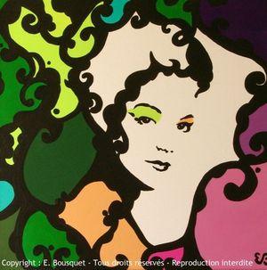 Romy Schneider by Eliora'