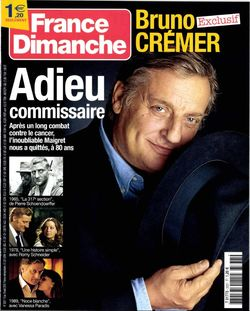 2010-08-13 - France Dimanche - N° 3337