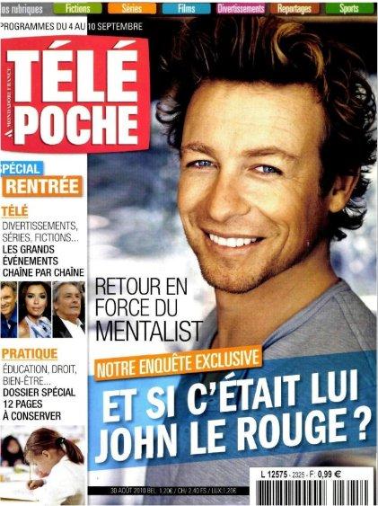 2010-09-04 - Télé Poche - N°