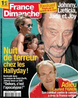 2010-09-03 - France Dimanche - N° 3340