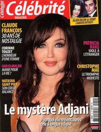 2010-05-00 - Célébrité Magazine - N 14