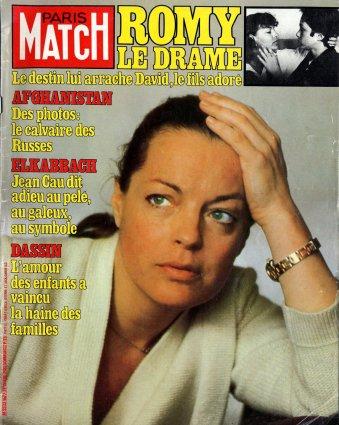 1981-07-17 - Paris Match - N° 1677