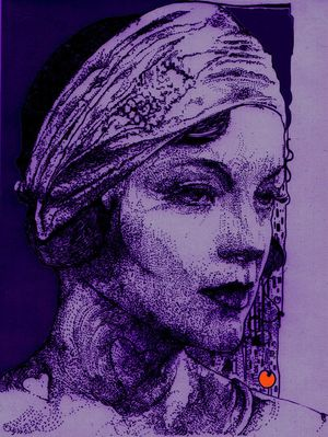 Romy Schneider by Mc1984