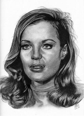 Romy Schneider by ARitz