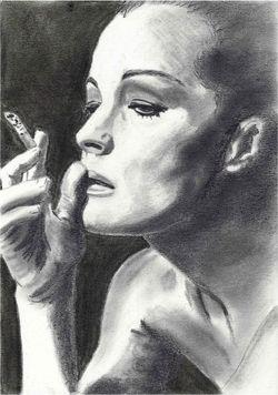 Romy Schneider by Vmp49 (02)