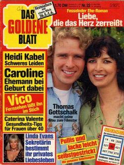 1984-05-23 - Das Goldene Blatt - N 22