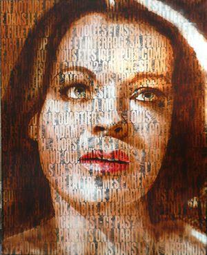 Romy Schneider by Jean Claude Cuenca