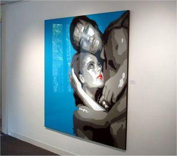 Romy Schneider by Juliette Clovis