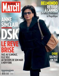 2011-05-19 - Paris Match - N 3225