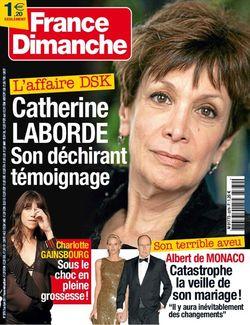 2011-06-03 - France Dimanche