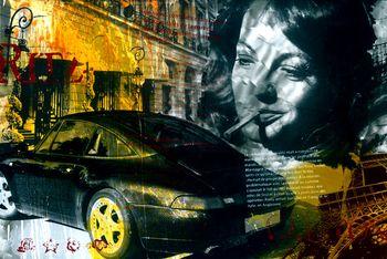 Romy Schneider by Devin Miles 01