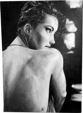 Romy Schneider by Rammsteinienne