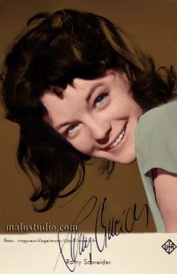 Romy Schneider by Malustudio (07)