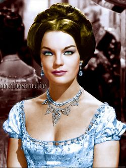Romy Schneider by Malustudio (10)