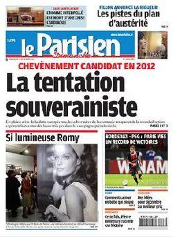 Parisien 06 nov 11