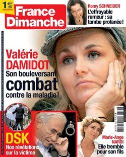 2011-05-27 - France Dimanche