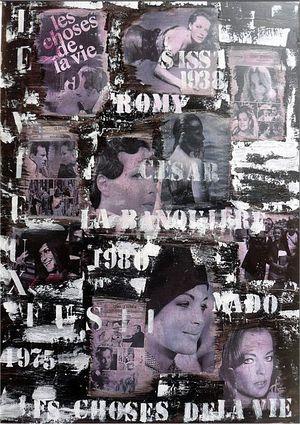 Romy Schneider by Josephine Beaume (02)