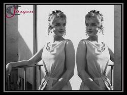 Romy Schneider by Jurgen (64b)
