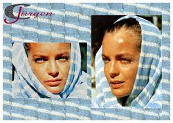 Romy Schneider by Jurgen (74b)