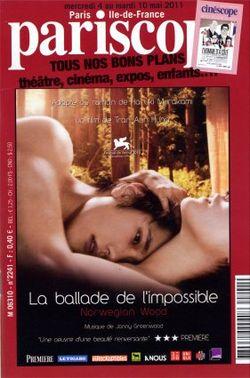 2011-05-04 - Pariscope - N 2241