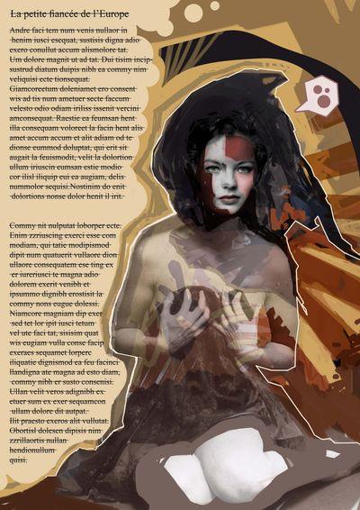 Romy Schneider by Voili-Walloublog