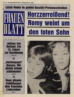 1981-07-18 - Frauen Blatt - N 29