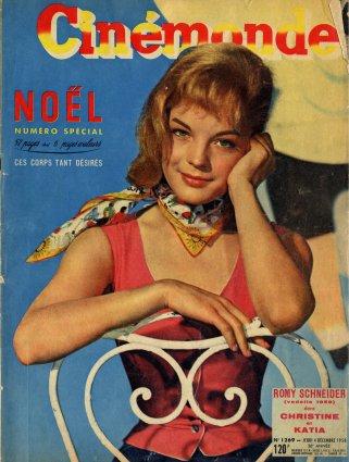1958-12-04 - Cinémonde - N 1269
