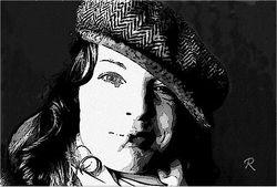 Romy Schneider by R Depienne (05)