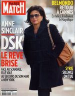 2011-05-19 - Paris Match - N 3235