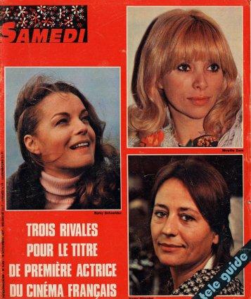 1977-11-17 - Télé Guide - N 2369