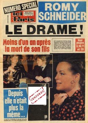 1982-06-02 - Ici Paris - N° 1926
