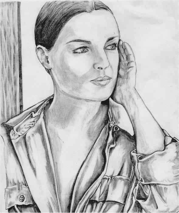 Romy Schneider by Didgiv (04)
