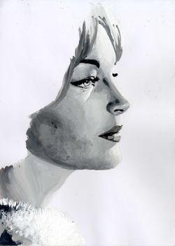 Romy Schneider by Mylou (01bis)