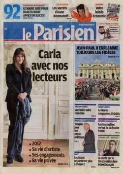 2011-05-02 - Le Parisien - N 20727