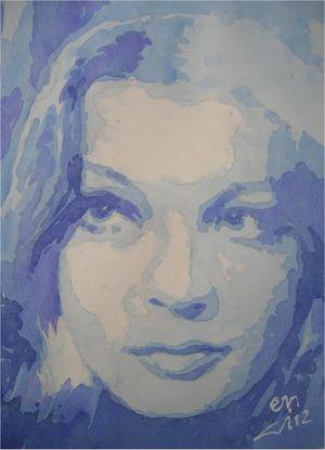 Romy Schneider by Ci-fij (04)