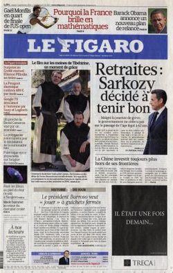 2010-09-07 - Le Figaro - N 20559
